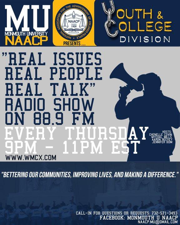 NAACP Flyer