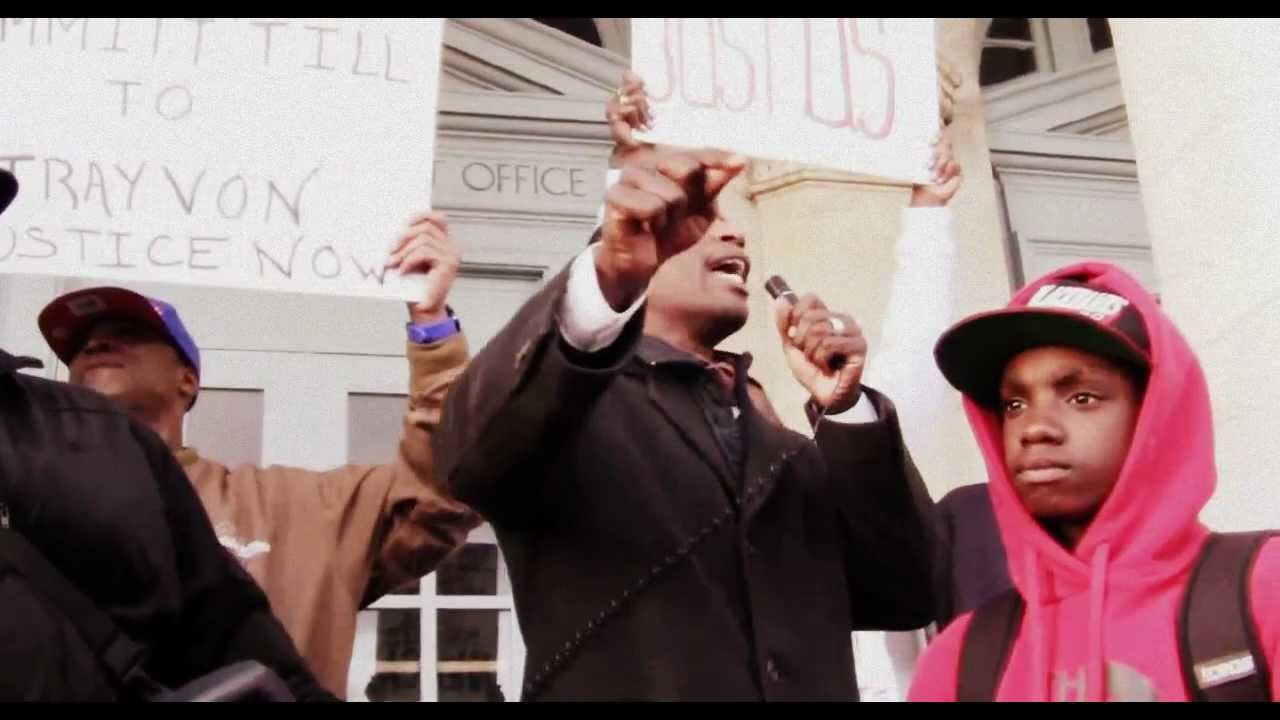 Video Project : Trayvon Martin